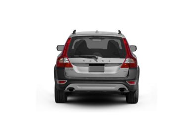 Surround Rear Profile 2009 Volvo XC70