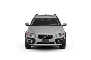 Surround Front Profile  2009 Volvo XC70