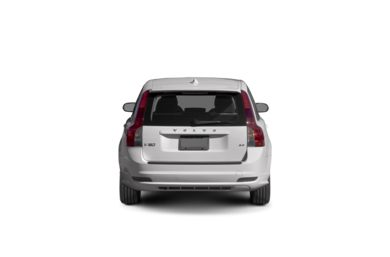 Surround Rear Profile 2009 Volvo V50