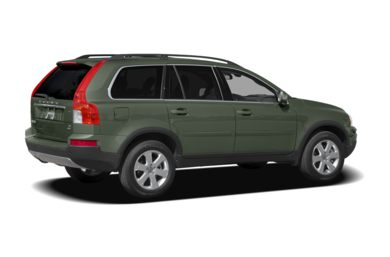 3/4 Rear Glamour  2009 Volvo XC90