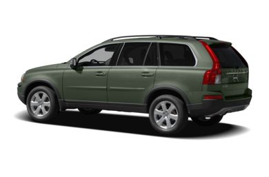 Surround 3/4 Rear - Drivers Side  2009 Volvo XC90