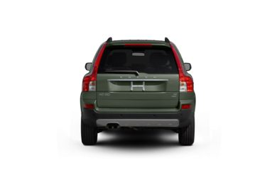 Surround Rear Profile 2009 Volvo XC90