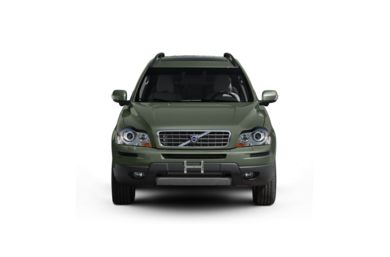 Surround Front Profile  2009 Volvo XC90