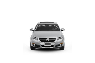 Surround Front Profile  2009 Volkswagen Passat