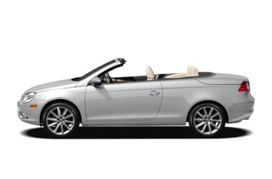 90 Degree Profile 2009 Volkswagen Eos