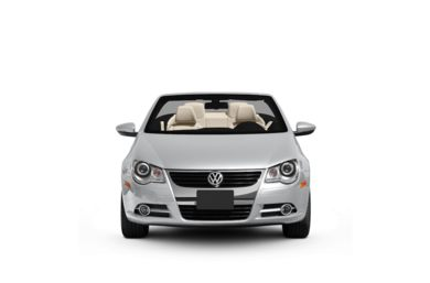 Surround Front Profile  2009 Volkswagen Eos