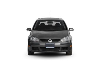 Surround Front Profile  2009 Volkswagen Rabbit