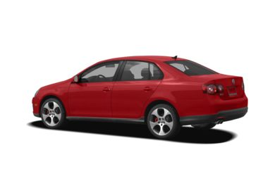 Surround 3/4 Rear - Drivers Side  2009 Volkswagen GLI