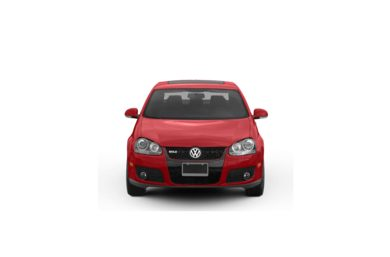 Surround Front Profile  2009 Volkswagen GLI