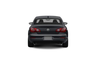 Surround Rear Profile 2009 Volkswagen CC