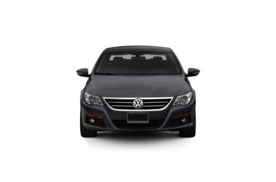 Surround Front Profile  2009 Volkswagen CC
