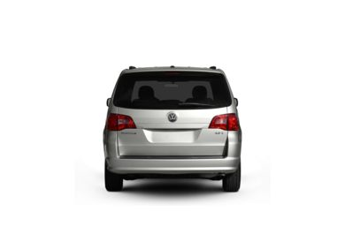 Surround Rear Profile 2009 Volkswagen Routan