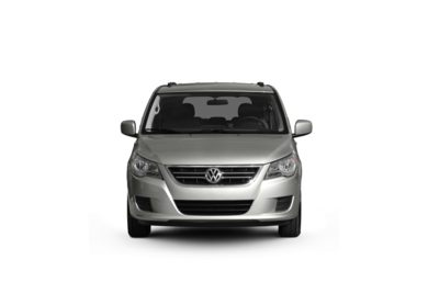Surround Front Profile  2009 Volkswagen Routan
