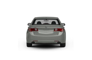 Surround Rear Profile 2010 Acura TSX
