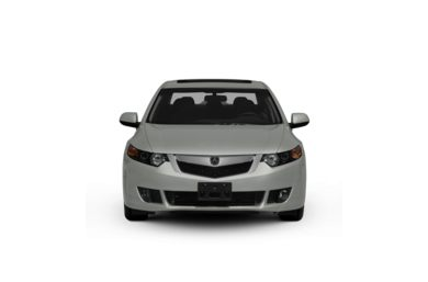Surround Front Profile  2010 Acura TSX