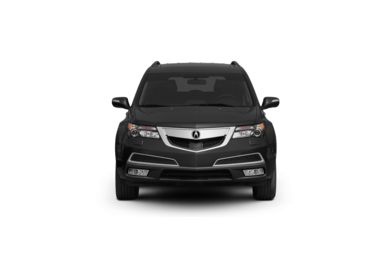 Surround Front Profile  2010 Acura MDX