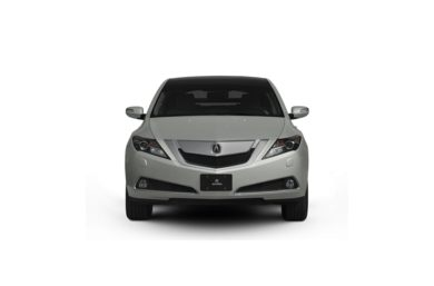 Surround Front Profile  2010 Acura ZDX