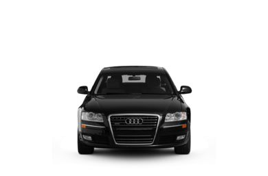 Surround Front Profile  2010 Audi A8