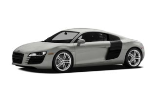 3/4 Front Glamour 2010 Audi R8