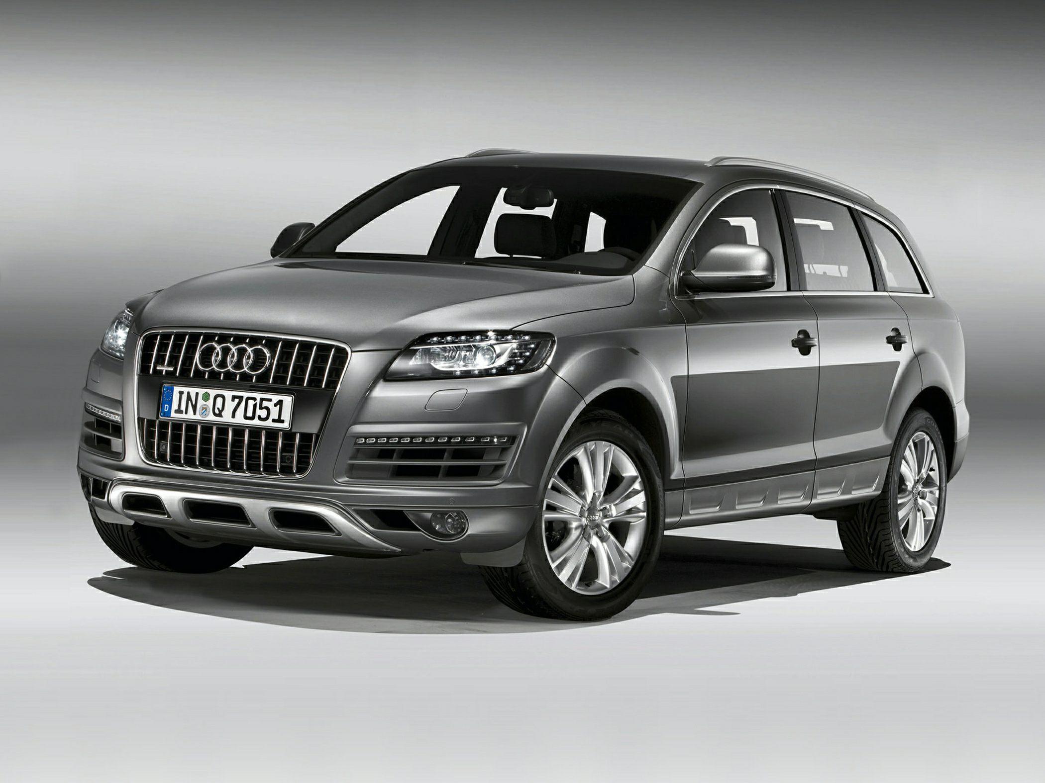 2014 Audi Q7 Glam