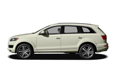 90 Degree Profile 2010 Audi Q7