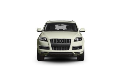 Surround Front Profile  2010 Audi Q7