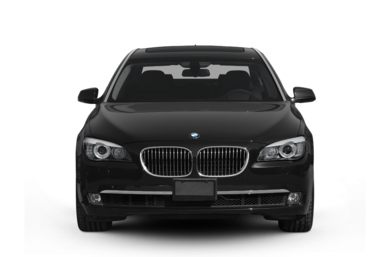 Grille  2010 BMW 750