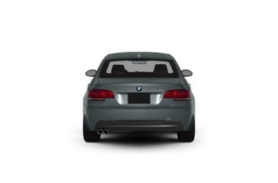 Surround Rear Profile 2010 BMW 328