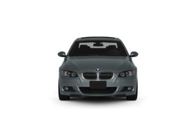 Surround Front Profile  2010 BMW 328