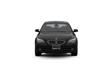 Surround Front Profile  2010 BMW 550