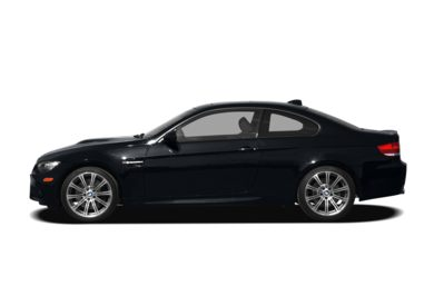 90 Degree Profile 2010 BMW M3
