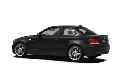 Surround 3/4 Rear - Drivers Side  2010 BMW 135