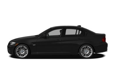 90 Degree Profile 2010 BMW 335d