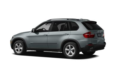 Surround 3/4 Rear - Drivers Side  2010 BMW X5