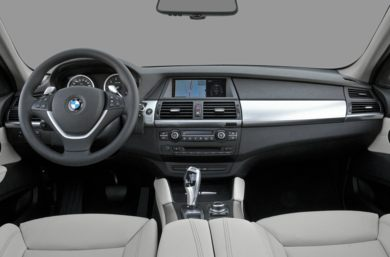 Front seat (full) 2010 BMW ActiveHybrid X6