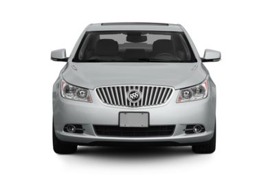 Grille  2010 Buick LaCrosse