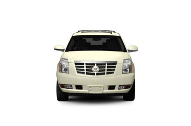 Surround Front Profile  2010 Cadillac Escalade Hybrid