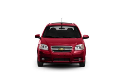 Surround Front Profile  2010 Chevrolet Aveo