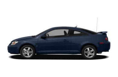 90 Degree Profile 2010 Chevrolet Cobalt