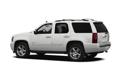Surround 3/4 Rear - Drivers Side  2010 Chevrolet Tahoe