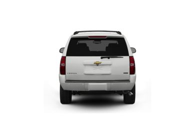 Surround Rear Profile 2010 Chevrolet Tahoe
