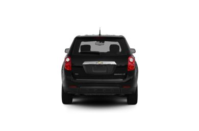 Surround Rear Profile 2010 Chevrolet Equinox