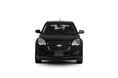 Surround Front Profile  2010 Chevrolet Equinox