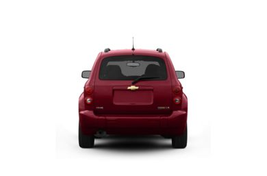 Surround Rear Profile 2010 Chevrolet HHR