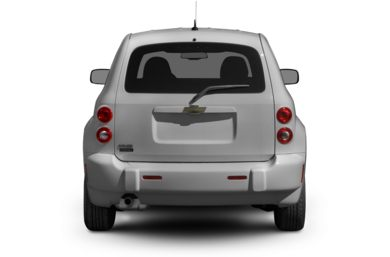 Rear Profile  2010 Chevrolet HHR Panel