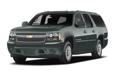 3/4 Front Glamour 2010 Chevrolet Suburban 2500