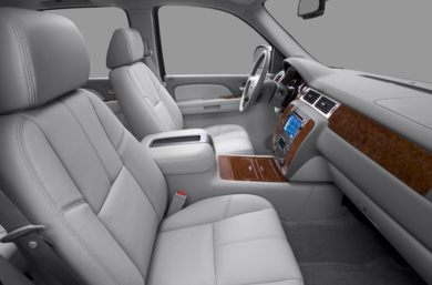Picture for colored media 2010 Chevrolet Suburban 2500
