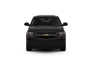 Surround Front Profile  2010 Chevrolet Tahoe Hybrid