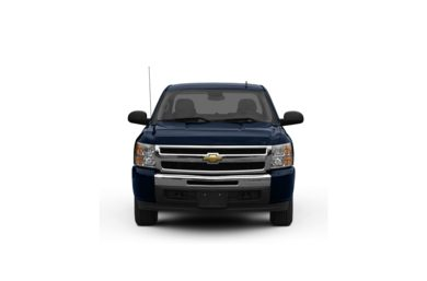 Surround Front Profile  2010 Chevrolet Silverado 1500