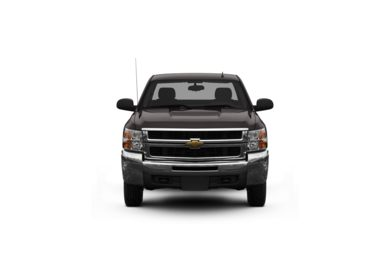 Surround Front Profile  2010 Chevrolet Silverado 2500HD